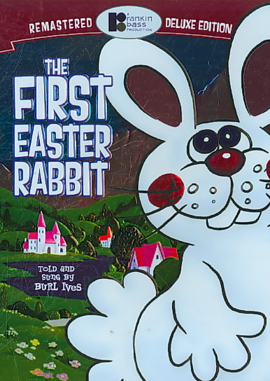FIRST EASTER RABBIT:DE (DVD)